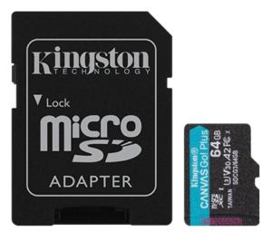 Canvas Go! Plus microSD