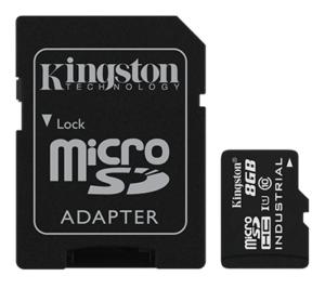 Kingston Micro SD INDUSTRIAL